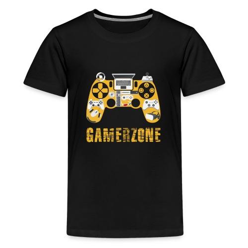 Gamerzone - Teenager Premium T-Shirt