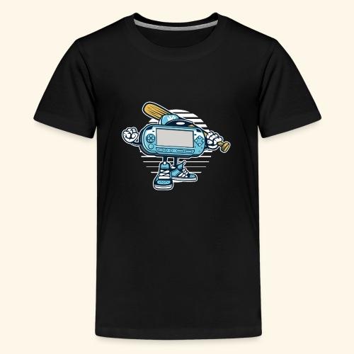 Game On - Teenager Premium T-Shirt