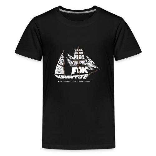 EZS T shirt 2013 Back - Teenager Premium T-shirt