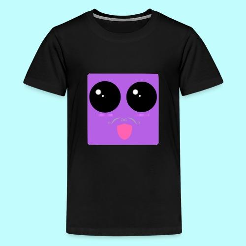 Moradito - Camiseta premium adolescente