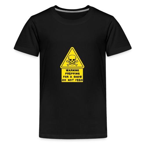Prepping, do not Feed ! - T-shirt Premium Ado