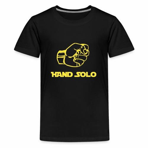 hand solo png - Maglietta Premium per ragazzi
