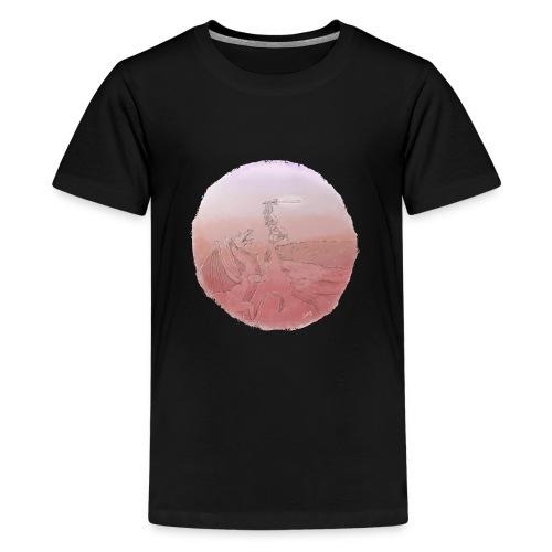 Kill The Dragon - T-shirt Premium Ado