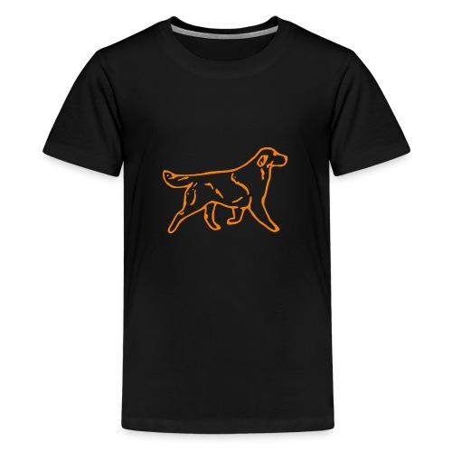 Montefenaro 875 T-Shirt donna manica corta - Maglietta Premium per ragazzi