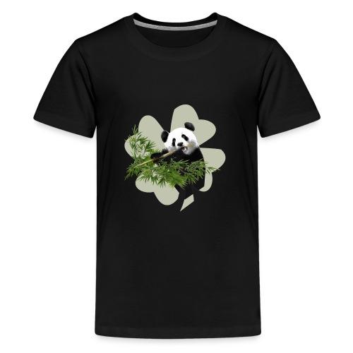 My lucky Panda - T-shirt Premium Ado