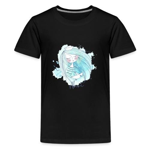 Meermädchen Ahoi - Teenager Premium T-Shirt