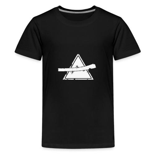 Ace Logo T-Shirt - Teenage Premium T-Shirt