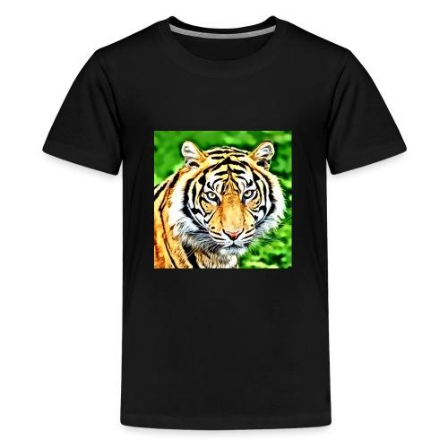 tigre - Maglietta Premium per ragazzi