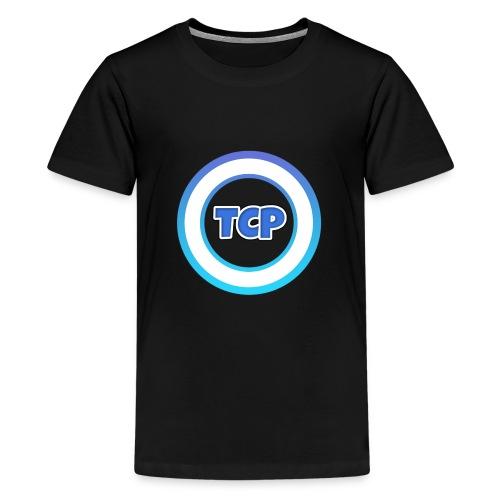 The Cryptic Paradox T-shirt Womans - Teenage Premium T-Shirt