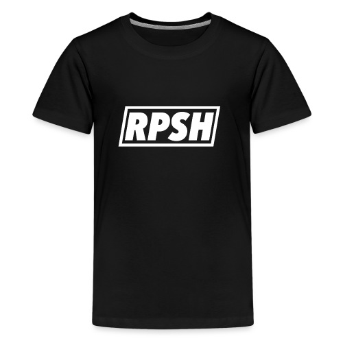 RPSH (BLACK) T-Shirt - Teenage Premium T-Shirt