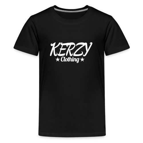 Official KerzyClothing T-Shirt - Teenage Premium T-Shirt