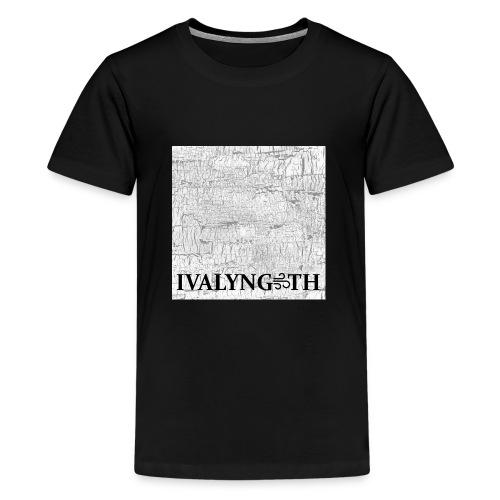 IvalynGoth Jersey - Teenager Premium T-shirt