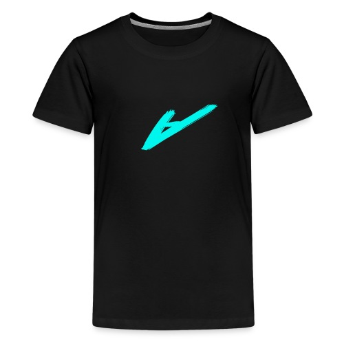 A-Star-Designer - Teenage Premium T-Shirt