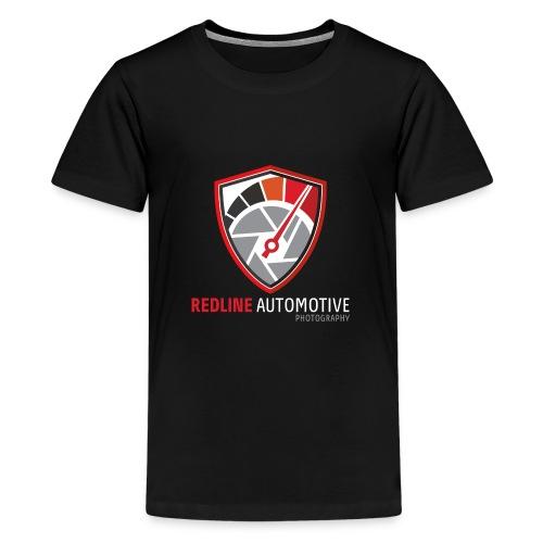 redline - Teenage Premium T-Shirt