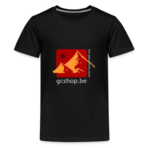 logo-big - Teenager Premium T-shirt