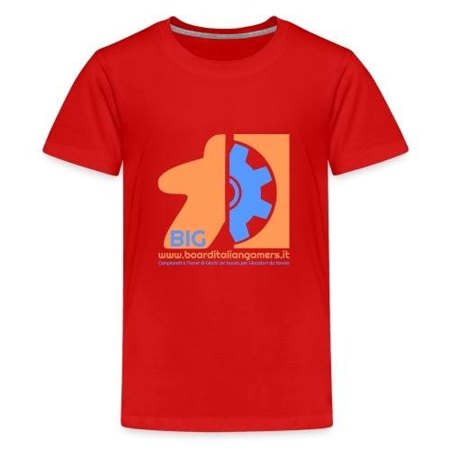 BIG - Maglietta Premium per ragazzi