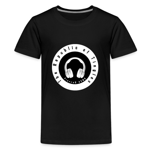 The Republic of Tingles [PierreG ASMR] - T-shirt Premium Ado