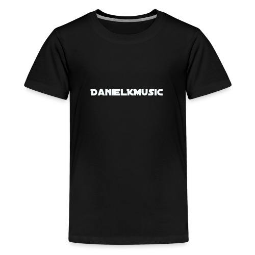Inscription DanielKMusic - Teenage Premium T-Shirt