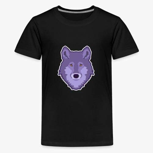 Spirit Wolf - Teenager premium T-shirt
