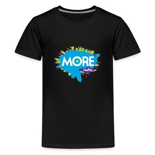 More Radio 2017 - Teenager Premium T-shirt