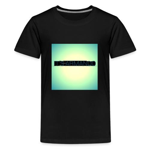 ITS ARMANDO design - Teenage Premium T-Shirt