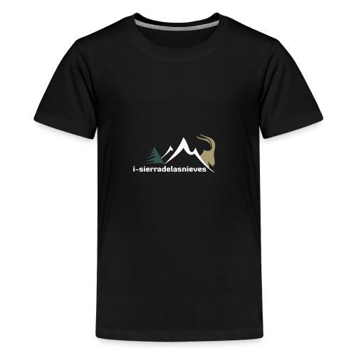 i-sierradelasnieves.com - Camiseta premium adolescente