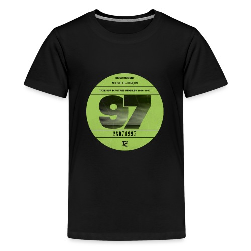 Vignette automobile 1997 - T-shirt Premium Ado