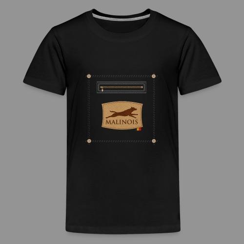 Belgian shepherd Malinois - Teenage Premium T-Shirt