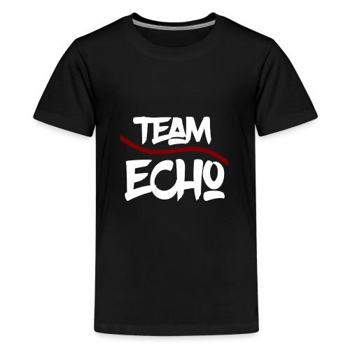Team Echo - Teenage Premium T-Shirt