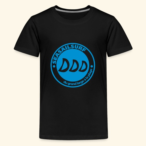 1107ssslogorondfrutol - T-shirt Premium Ado
