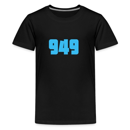 949blue - Teenager Premium T-Shirt