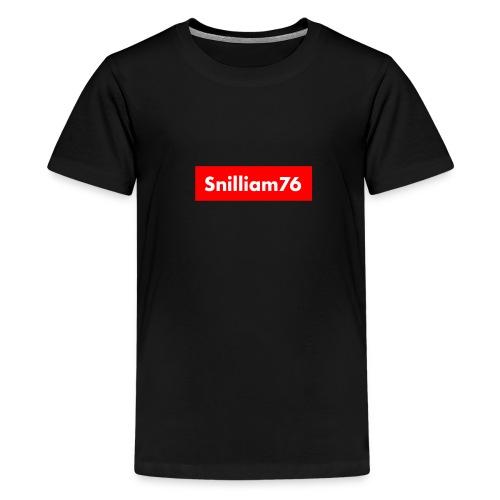 Supreme76 - Premium T-skjorte for tenåringer