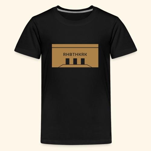 Rehobothkerk Rotterdam - Teenager Premium T-shirt