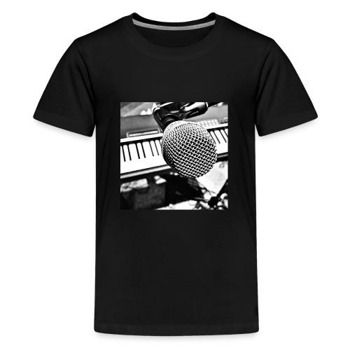 Vocals&Piano - Teenager Premium T-Shirt