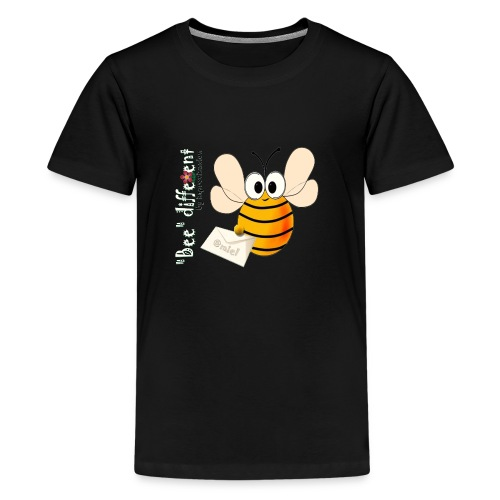 BEE DIFFERENT3 - T-shirt Premium Ado