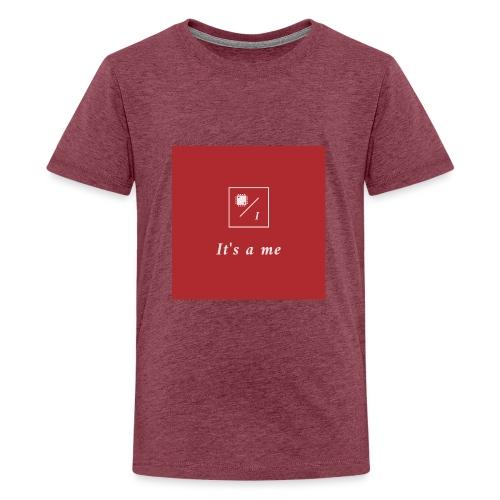 It's a me - Teenager Premium T-Shirt
