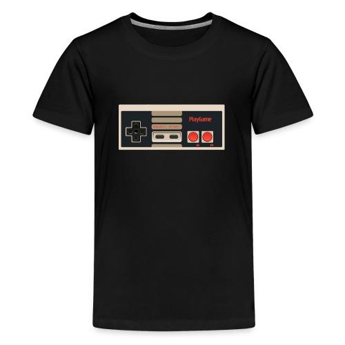 Gaming - Premium-T-shirt tonåring