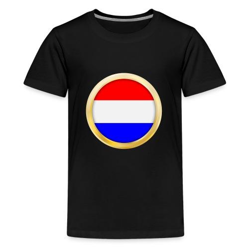 Netherlands - Teenager Premium T-Shirt