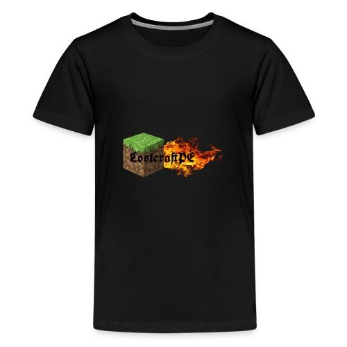 LostcraftPE - Teenager Premium T-Shirt