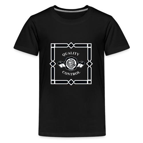 Quality Control by MizAl - Koszulka młodzieżowa Premium
