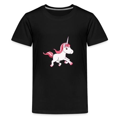 Mein kleines Einhorn - Teenager Premium T-Shirt