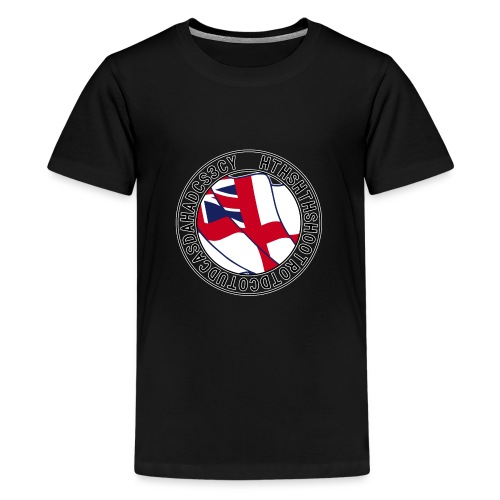 Hands to Harbour Stations (DC) - Teenage Premium T-Shirt