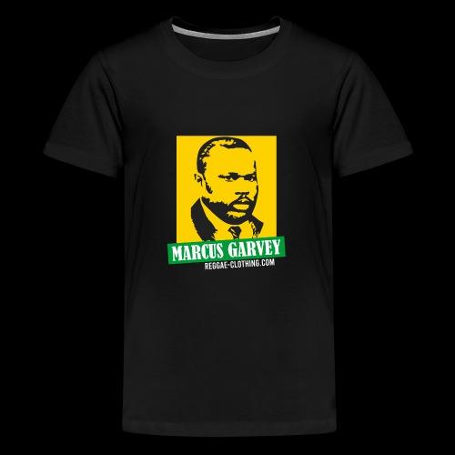 MARCUS GARVEY YELLOW GREEN SUBMARINE - Teenager Premium T-Shirt