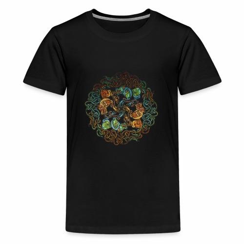 Tiere - Teenager Premium T-Shirt