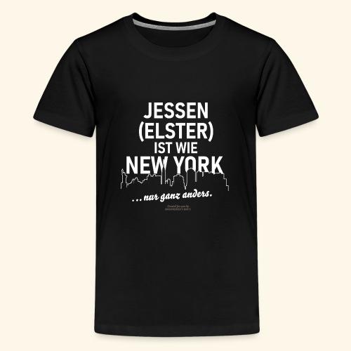 Jessen (Elster) - Teenager Premium T-Shirt
