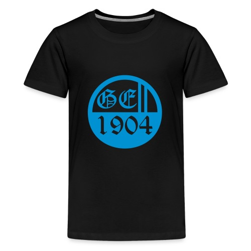 ge button - Teenager Premium T-Shirt