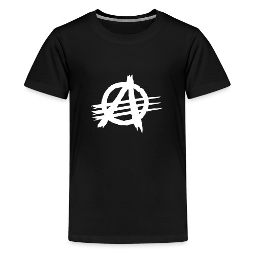 AGaiNST ALL AuTHoRiTieS - Teenage Premium T-Shirt