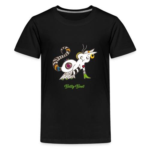 Betty Boot - T-shirt Premium Ado