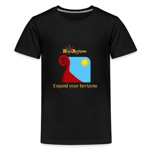 Bear prow - Teenage Premium T-Shirt