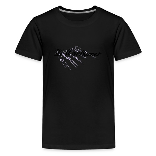 werkkamer edit - Teenager Premium T-shirt